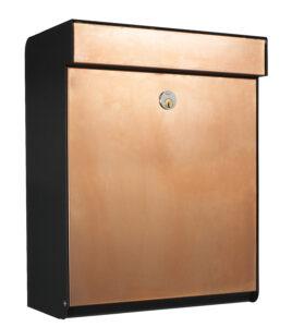 Allux Grundform Copper brievenbus