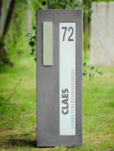 claes brievenbus colom +