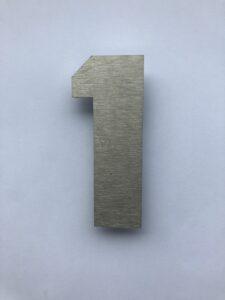 huisnummer bahama 10 cm